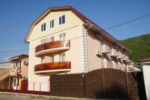 Гостевой дом «Новый дом» в Небуге