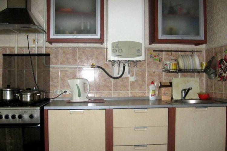 Двухкомнатная квартира в Небуге