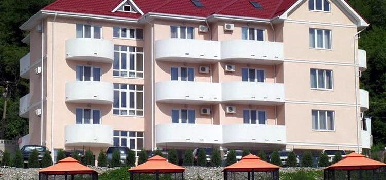Гостевой дом «Адмирал» в Небуге