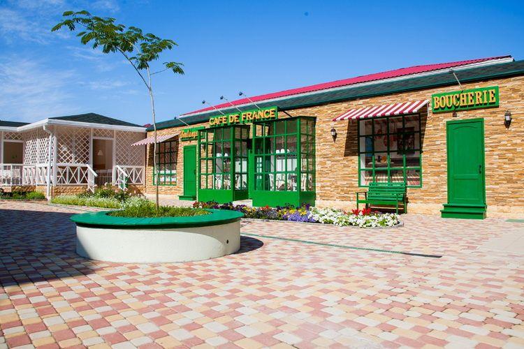 Гостевой дом «Лаванда» в Небуге